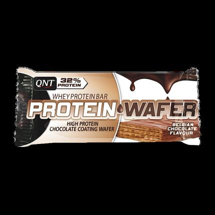 Протеїновий батончик QNT Protein Wafer 35 g, фото 2