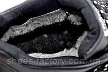 Зимние кроссовки в стиле Nike Air Max 95, Кожаные, фото 2