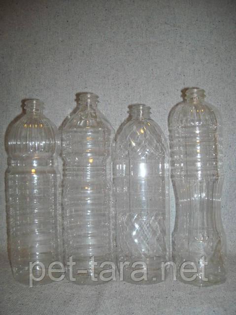 Пэт бутылка хлопок 0.92л, 0.85л, 0.81л
