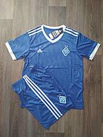 Футбольная форма детская Динамо Киев сезон 17-18 (на рост 150-170 см 114bb4498e6