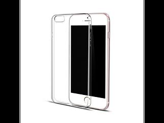 Силиконовый прозрачный чехол накладка 0,3 мм для iPhone 7 Plus/8 Plus