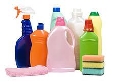 Моющие средства для уборки и стирки