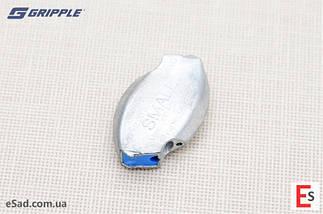 Замок для шпалери Гриппл Gripple малий (від 1,4 до 2,2 мм), фото 3