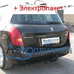 Фаркоп - Peugeot 308 SW Универсал (2008-2014)