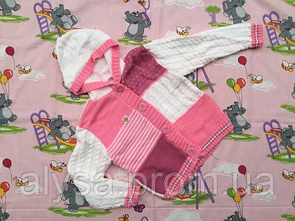 "Дитячий светр ""Ґудзик"" (акрил)"