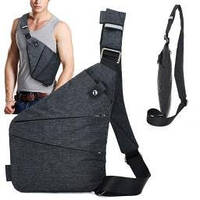 Мужская стильная сумка через плечо Crossbody Оригинал