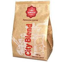 Кофе молотый CITY BLEND 70% высокогорной арабики и 30% азиатской робусты, упаковка 100 г