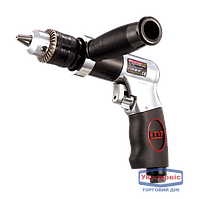 Пневмодрель Mighty Seven QE-343 800 об/мин патрон-цанга 13 мм