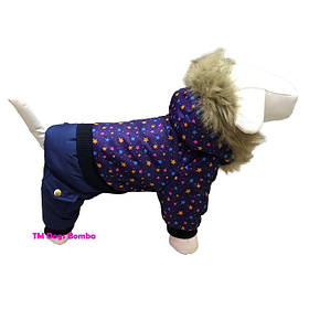 Зимний комбинезон A-40 для собак DogsBomba