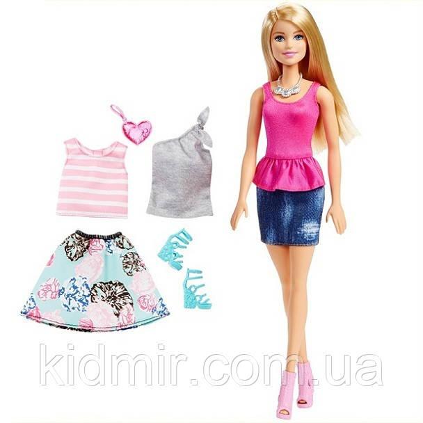 1d8d22d46 Купить Кукла Barbie Модница с одеждой и аксессуарами Барби в Киеве и ...
