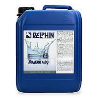 Жидкий хлор Delphin 24 л