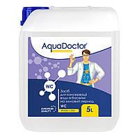 """Жидкость для консервации бассейна на зиму AquaDoctor """"WC Winter Care"""" 5 л"""
