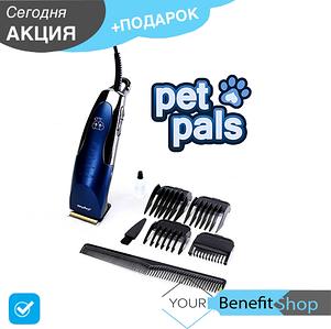 Машинка для стрижки животных Jinghao pet care series JH-660 / триммер для груминга