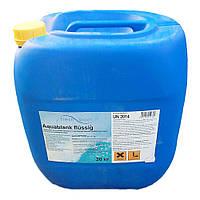 """Жидкий дезинфекант на основе кислорода O2 Fresh Pool """"Aquablanc"""" 22 кг"""