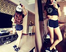Спортивные шорты для фитнеса женские, фото 3