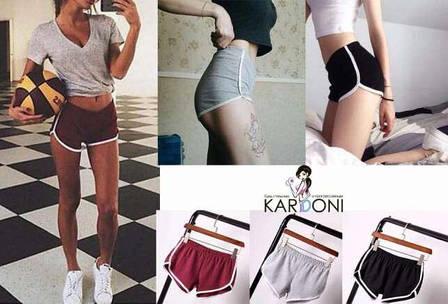 Спортивные шорты  женские KARIDONI, фото 2
