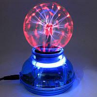 Фантастический светильник - плазменный шар, купить плазменную лампу, очень экономные