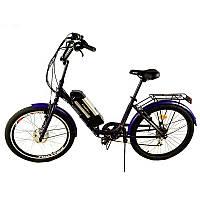 Электровелосипед АИСТ Люкс SMART24 XF07 LED900S 36В 350Вт литиевая батарея, фото 1