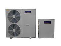 Тепловой насос TEPLOMIR EVI13 split воздух-вода 12кВт