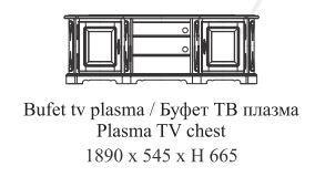 Буфет ТВ Plasma Md2 Rafael Simex