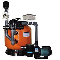 """Фильтрационная установка для прудов Emaux """"KOK-65"""" с насосом SC150 (24 м3/ч, D635), фото 1"""