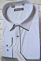 Мужская рубашка-великан больших размеров (размеры 47,48,49,50)