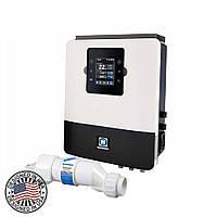 Станция контроля качества воды Hayward Aquarite Plus T15E + Ph на 30 г/ч
