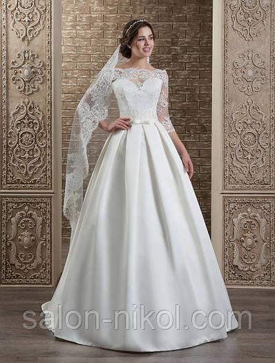 Свадебное платье S-369