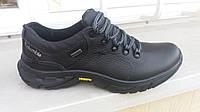 Кожаные мужские кроссовки Columbiia