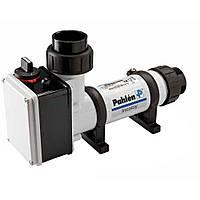 Электронагреватель Pahlen с реле протока и термостатом 15 кВт (пластиковый корпус), фото 1