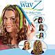 Самозавивающие бигуди Hair WavZ   волшебные бигуди   гибкие бигуди   спиральные бигуди   Хейр Вейвз, фото 6