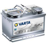 Аккумулятор Varta Silver Dunamic AGM 70Ah 760EN (E39)