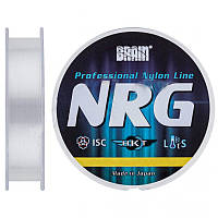 Леска Brain fishing NRG 50m 0,165 mm 2,22 kg
