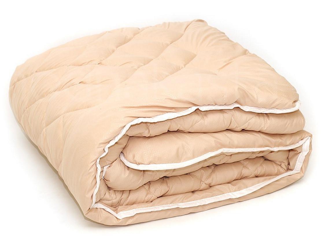 Одеяло летнее двуспальное 180*210, микрофибра