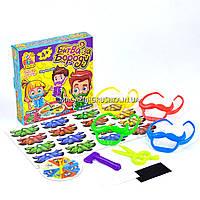Детская настольная игра Fun Game «Битва за бороду» ( Битва за усы) 7279