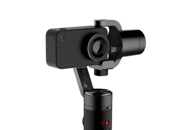Трехосевой стабилизатор Xiaomi Mi Action Camera Holding Platform, фото 2