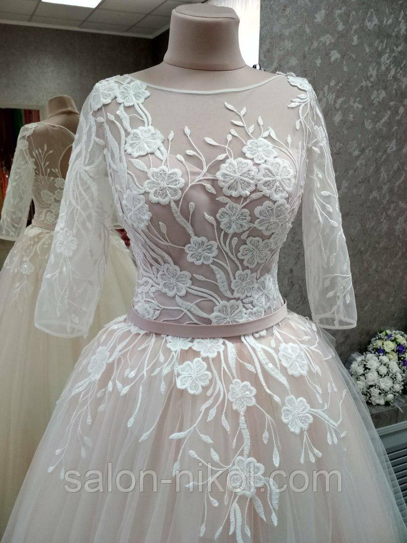 Свадебное платье 1808