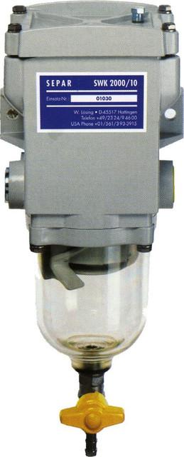 Фильтра сепараторы SEPAR-2000