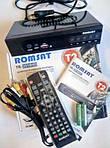 ТВ-ресивер DVB-T2 Romsat TR-2018HD USB ГАРАНТИЯ! , фото 3