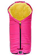 Конверт теплый Iglu Aktion натуральная овчина розовый Kaiser, фото 1