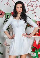 Стильное праздничное женское платье оптом и в розницу, фото 1