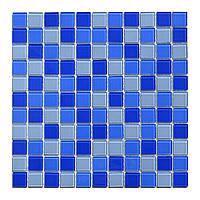 Мозаика стеклянная Aquaviva Сristall Jamaika Light DCM302