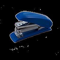 Пластиковый степлер power saving buromax bm.4211-02 синий на 20 листов скобы №24; 26