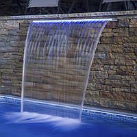 Стеновой водопад EMAUX PB 900-25(L) с LED подсветкой, фото 1