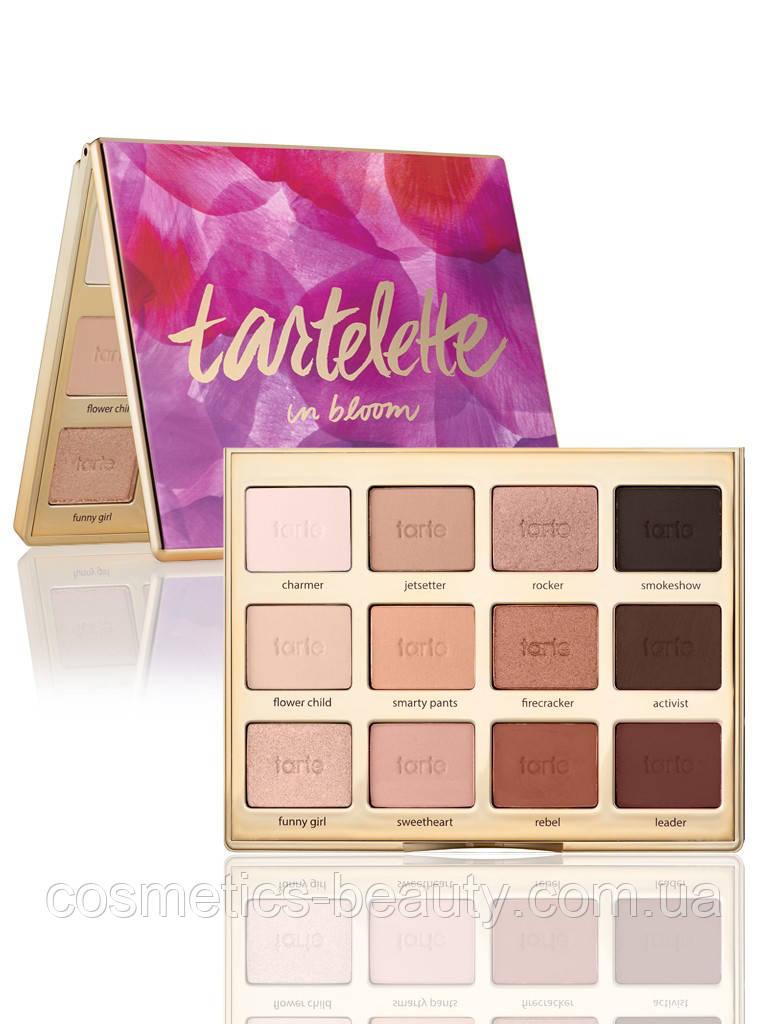 Тени для глаз Tarte Cosmetics Tartelette in Bloom Clay Palette (реплика).