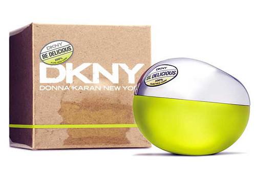 Женская туалетная вода DKNY Be Delicious Donna Karan (свежий фруктовый аромат) копия