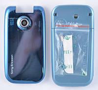 Корпус для Sony Ericsson Z610i, High Copy, Голубой