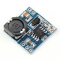 Міні понижуючий стабілізатор з 4.7-20В на 0.9-15В 2А