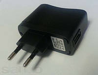 USB зарядное устройство 5V 500 mA, универсальное,