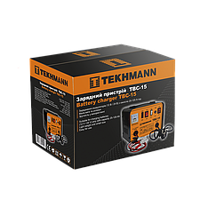 Зарядное устройство Tekhmann TBC-15, фото 2